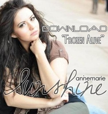 Product picture Frozen Alive (3 songs)- Anne Marie Sunshine